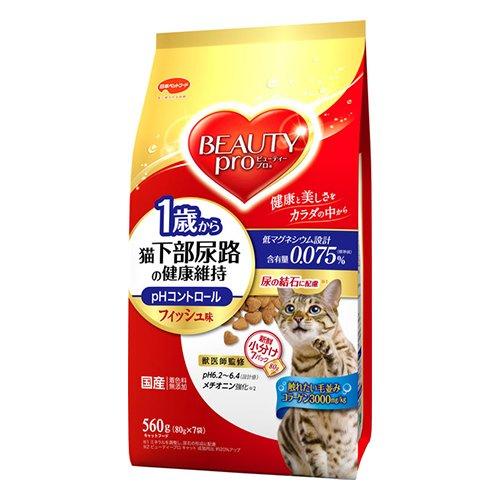 猫下部尿路の健康維持 1歳から フィッシュ味