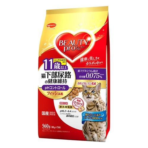 猫下部尿路の健康維持 11歳以上 フィッシュ味