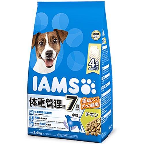 シニア犬用 7歳以上用 体重管理用 チキン小粒