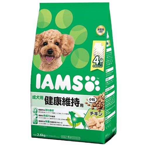 1歳以上 成犬用 健康維持用 チキン小粒