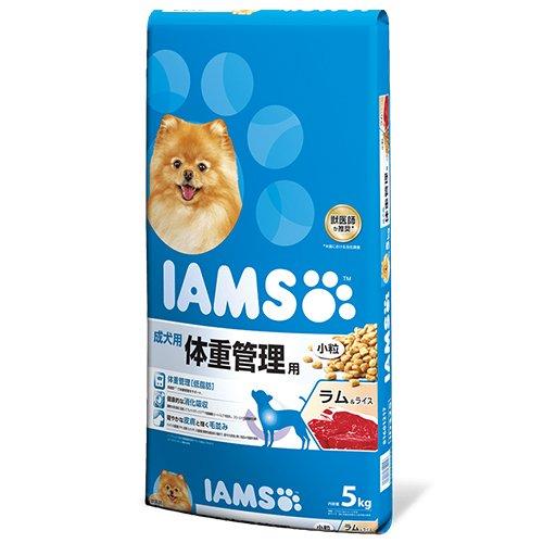 1歳以上 成犬用 体重管理用 ラム&ライス小粒