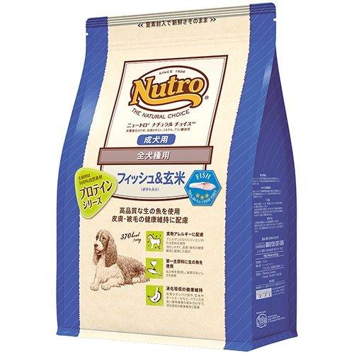 全犬種用 成犬用 フィッシュ&ポテト